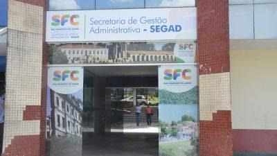SEGAD passa por reforma para melhor atender a população franciscana nos serviços públicos
