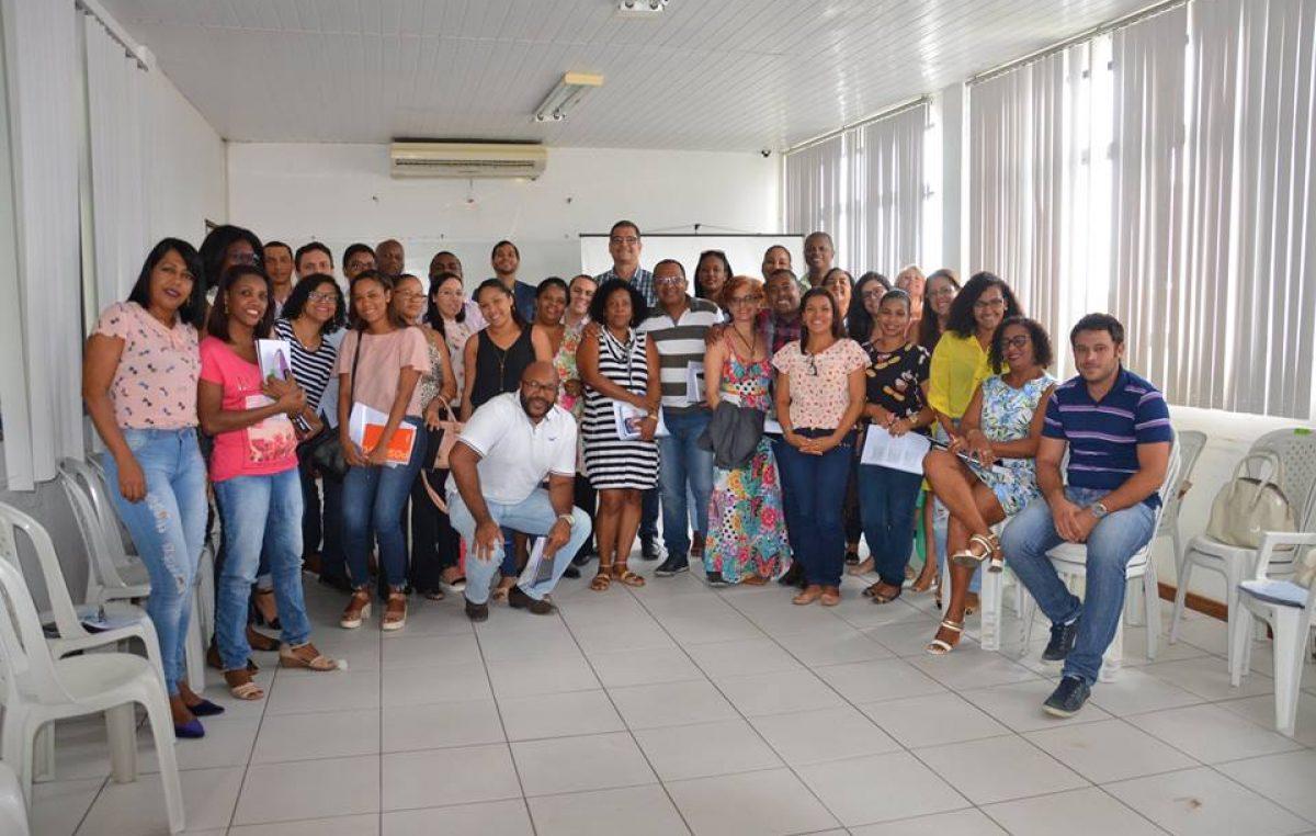 COGEM realiza curso sobre Sistema de Registro de Preço para servidores públicos do município