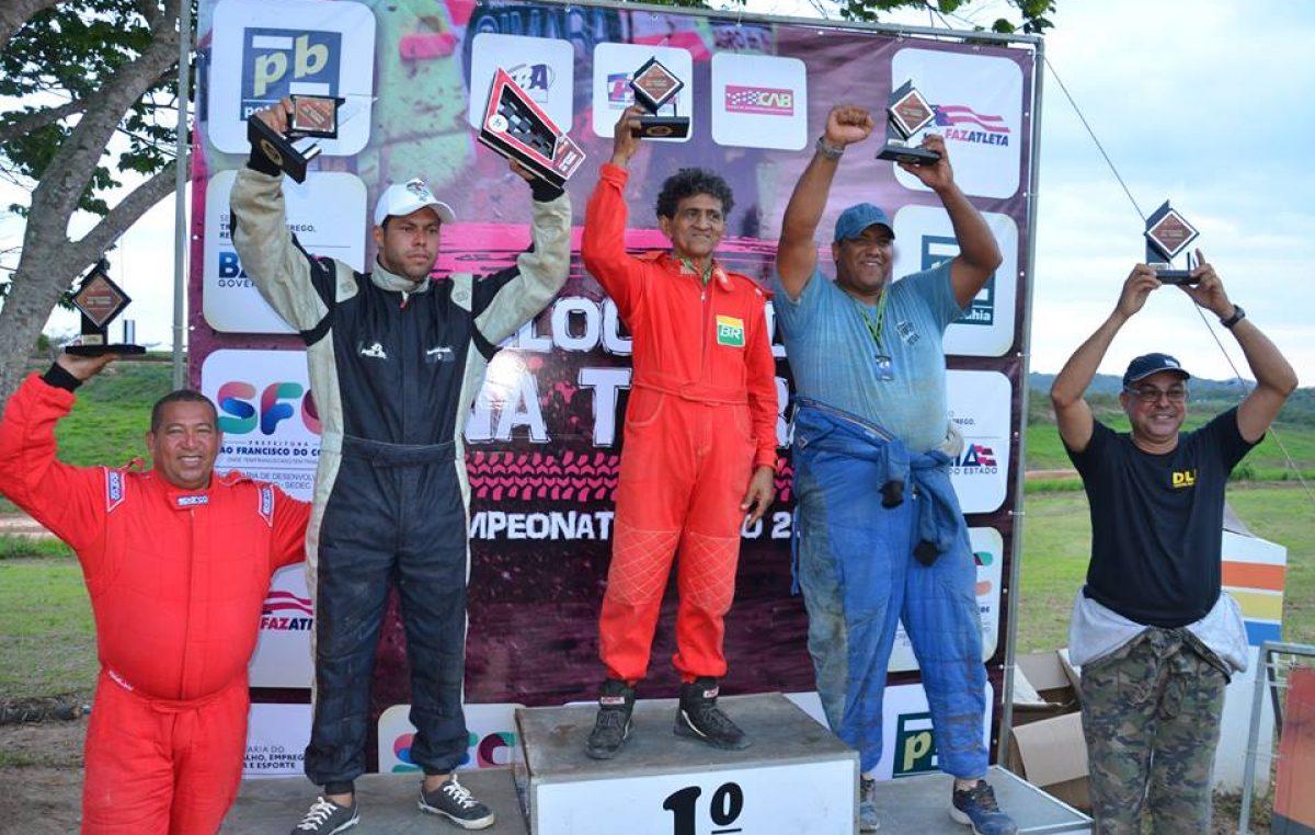Mais duas etapas do Campeonato Baiano de Velocidade na Terra foram realizadas nesse último domingo (19) em São Francisco do Conde