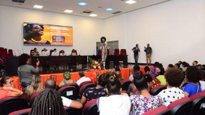 SDHCJ realizou evento em alusão ao dia 20 de novembro, no Dia da Consciência Negra