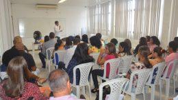 Servidores municipais participaram do terceiro dia de curso sobre Registro de Preços
