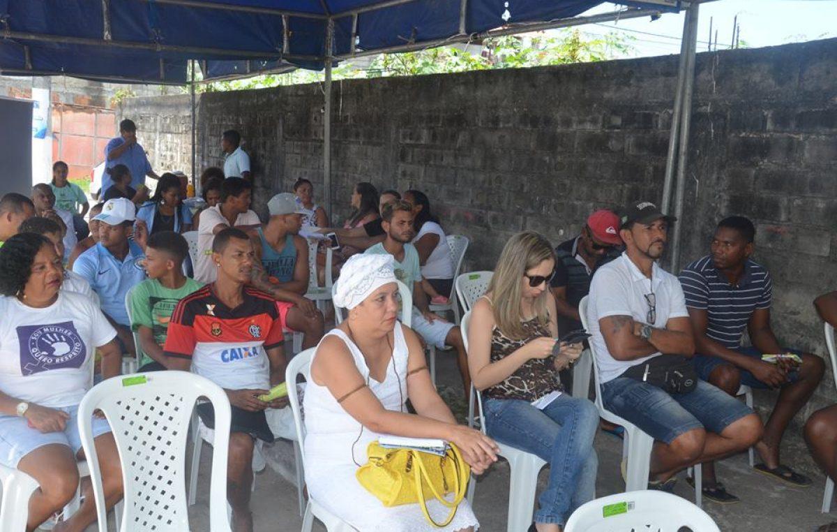 Colmonte recebeu o Projeto Ouvidoria Itinerante