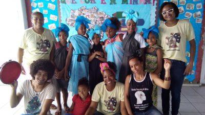 Rede municipal de ensino engajada no Dia da Consciência Negra