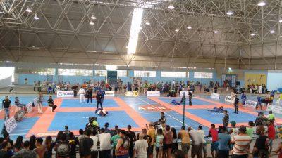 Atletas franciscanos conquistam medalhas na X Etapa do Campeonato Baiano de Jiu Jitsu
