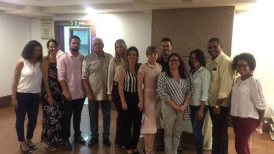 SESCOP e SEMAP participam de evento com foco na Política Nacional de Resíduos Sólidos Urbanos