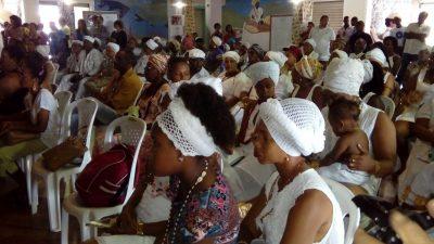 Lançamento do Portal Sagrado apresentou plataforma online que reunirá o Mapeamento dos Terreiros de Matriz Africana