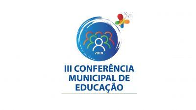 III Conferência Municipal de Educação será realizada no dia 05 de dezembro