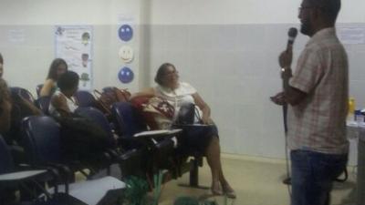 História local foi tema de formação de professores da Rede Municipal de Ensino