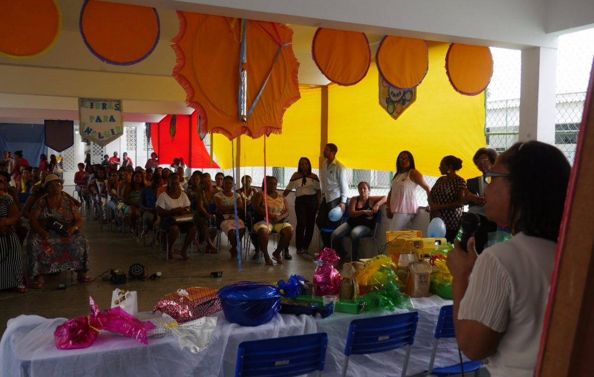 Dia D da Família no Instituto Luiz Viana Neto