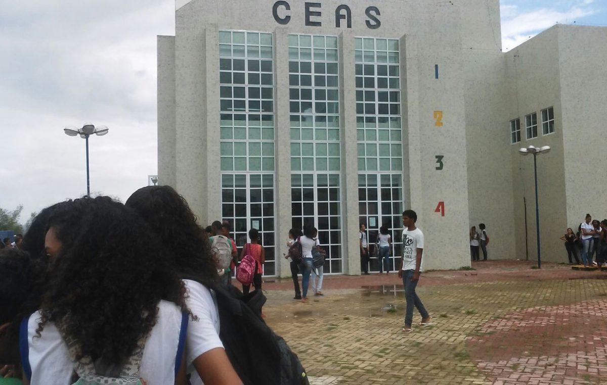 Estudantes do CEAS realizam evento em prol de uma vida mais saudável