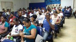 Diretoria Pedagógica da SEDUC promove a I Roda de Conversa da EJA