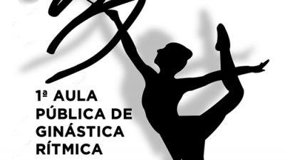1ª Aula Pública de Ginástica Rítmica acontece em São Francisco do Conde dia 13 de dezembro