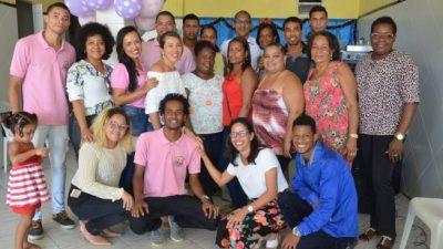 CRAS promove atividade de confraternização no Caípe