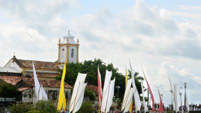 Santo Estevão deu início aos festejos em homenagem ao santo padroeiro local