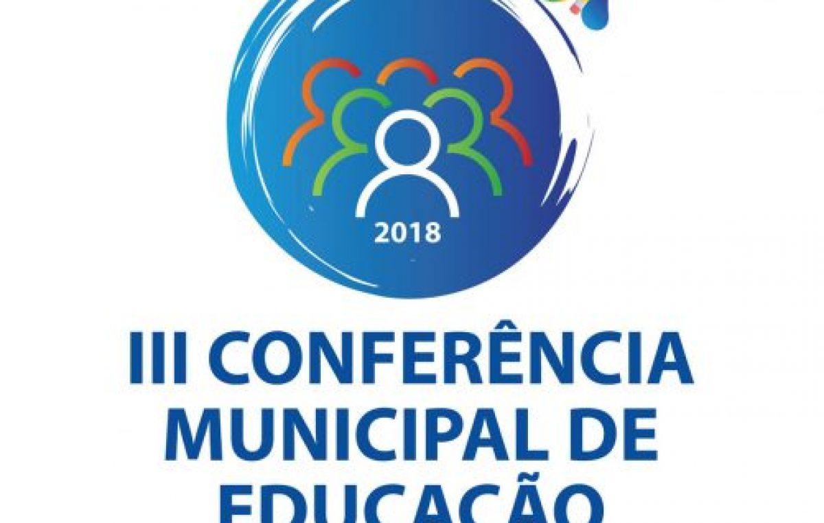 Debate de alto nível é esperado para a III Conferência Municipal de Educação