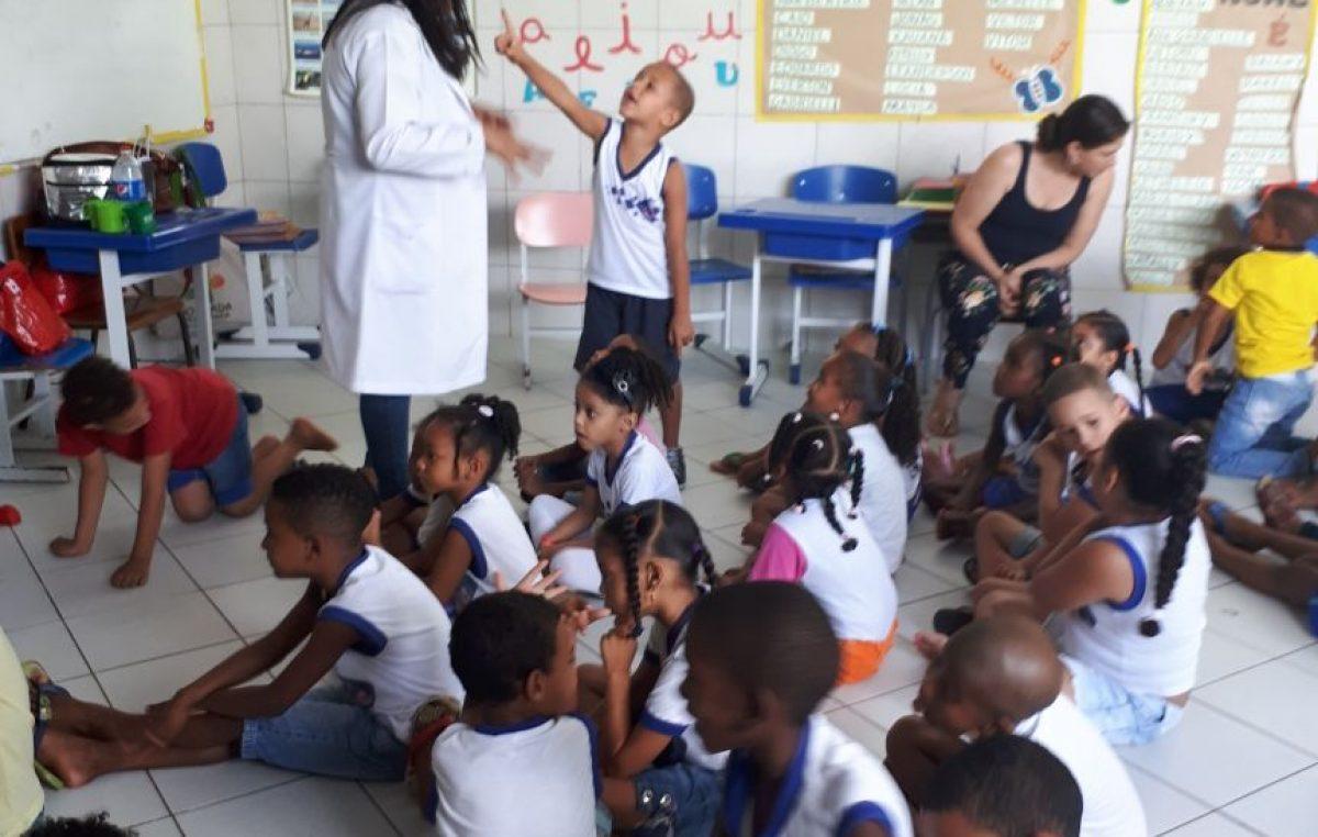 Ações de saúde para a comunidade acontecem nos bairros