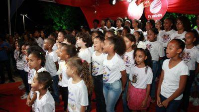 Meninas Cantoras estreiam em São Francisco do Conde