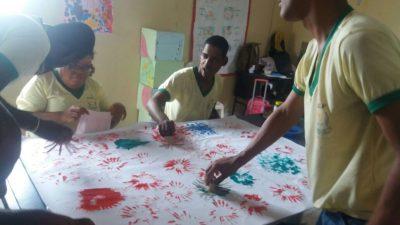 Exposição de trabalhos artísticos dos estudantes da APAE acontece nessa sexta-feira (15)