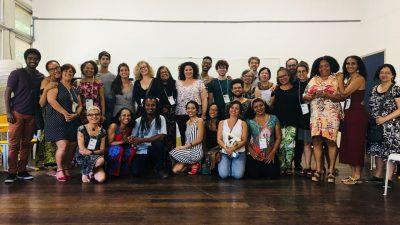 Voarte em altos voos: Ação é levada para Simpósio Internacional de Arte na Educação Básica na UFBA