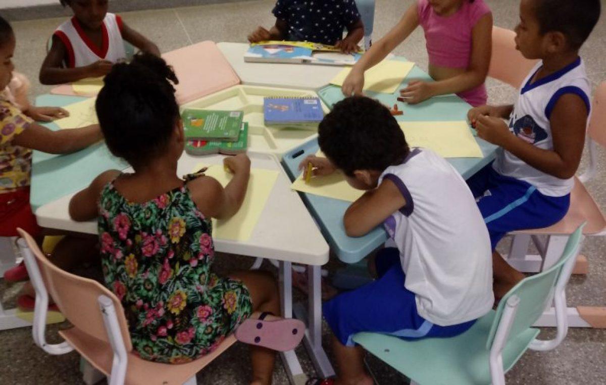 Após recesso natalino, rede municipal de ensino volta às aulas