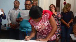 SEMAP realizou posse dos conselheiros do COMDEMA e do CMDS