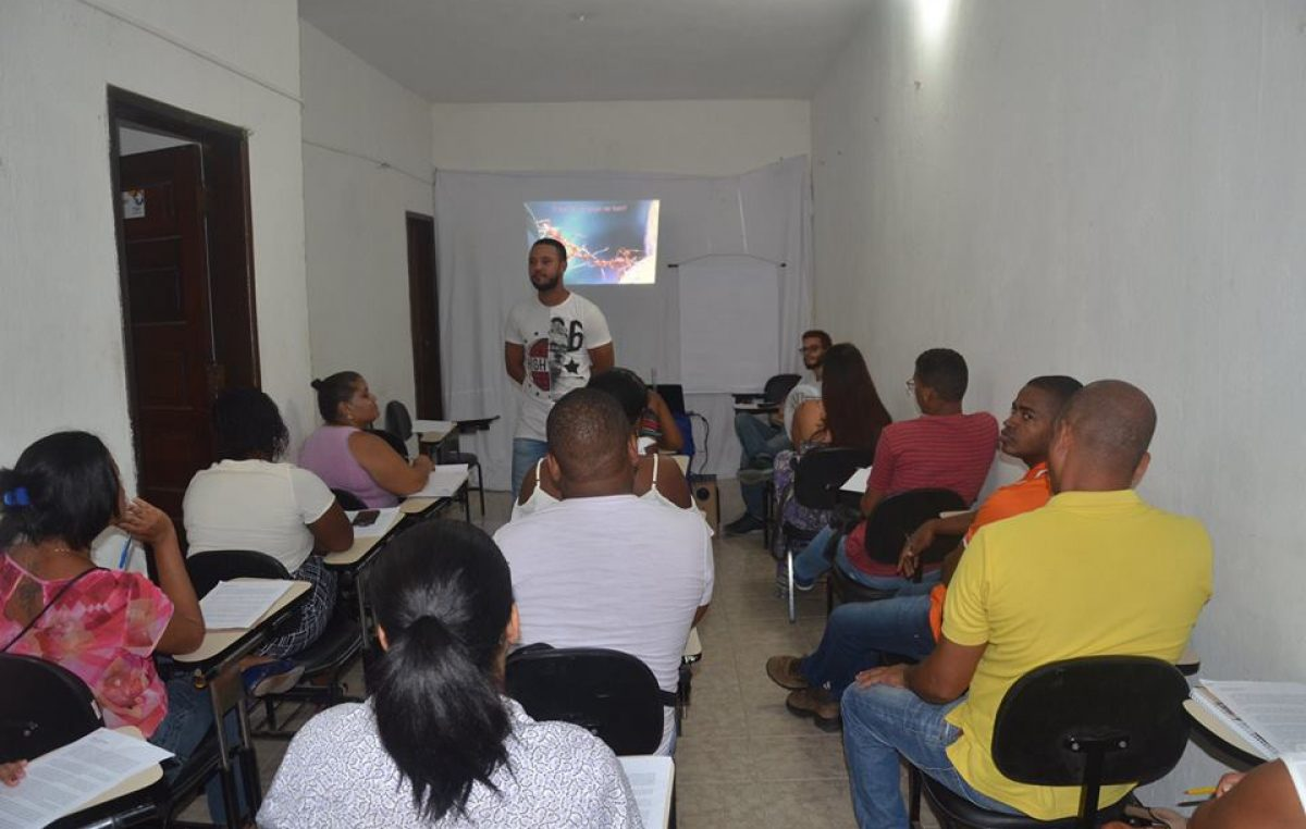 Escola de Governo iniciou Curso de Redação Oficial com Técnicas Documentais na segunda-feira (22)