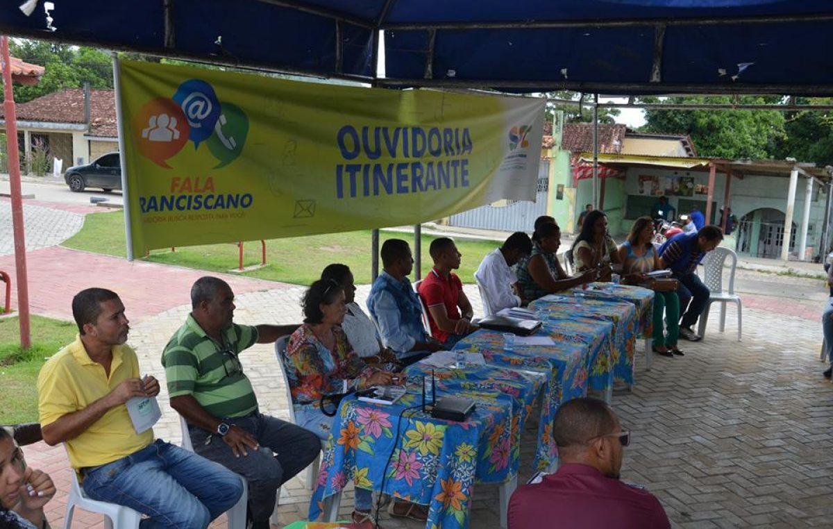 Ouvidoria Itinerante: a segunda edição do Projeto em 2018 aconteceu no bairro de Campinas