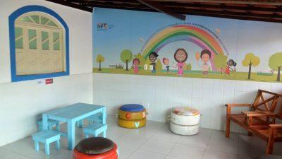 Ambulatório de pediatria passa a funcionar na Baixa Fria, no Núcleo Integrado de Cuidados à Criança e à Pessoa com Doença Falciforme Rilza Valentim