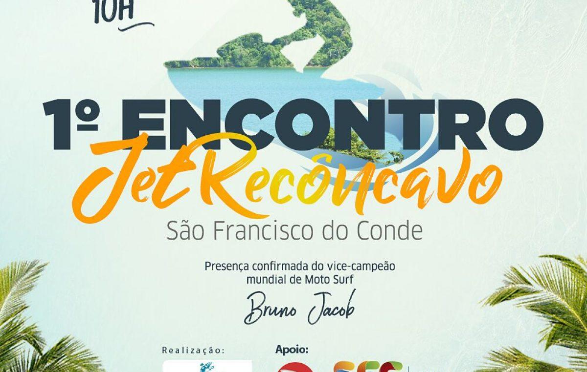 Bairro de Santo Estevão marcará a chegada do 1° Encontro JetRecôncavo