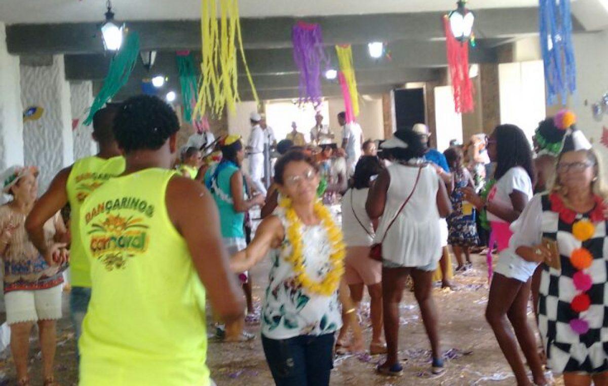 Carnaval das Antigas da Fazenda Engenho D'Água contratou mão de obra local