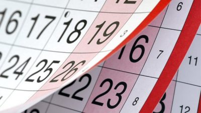 Prefeitura de São Francisco do Conde informa sobre o Calendário de Pagamentos