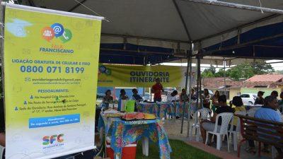 Projeto Ouvidoria Itinerante do dia 10 de abril foi cancelado