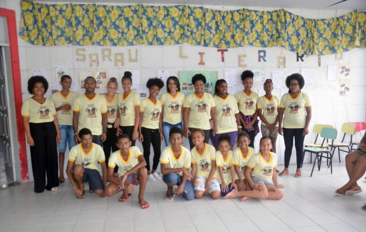 Cultura Mais: Projeto Trilhando na Cultura realizou Sarau Literário