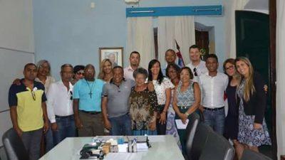 Gestão tem nova reunião com a Comissão Salve o Convento