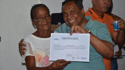 Condutores de Táxi foram certificados em São Francisco do Conde