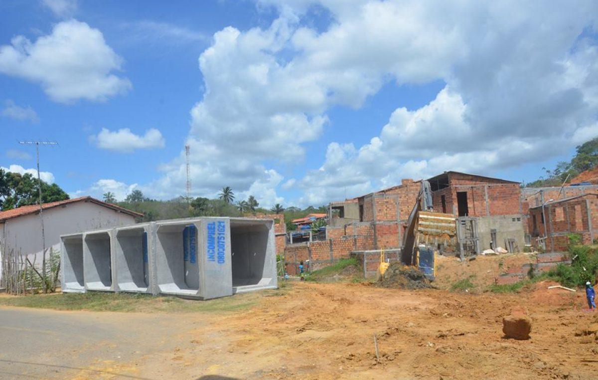 Prefeitura promove 09 obras em toda a cidade em parceria com a Desenbahia