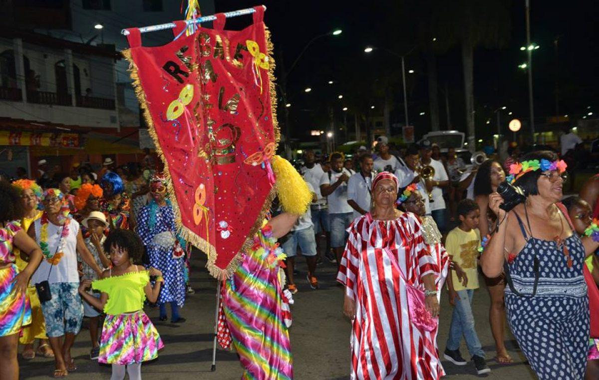 Grito de Carnaval do Reizado tomou conta da cidade!