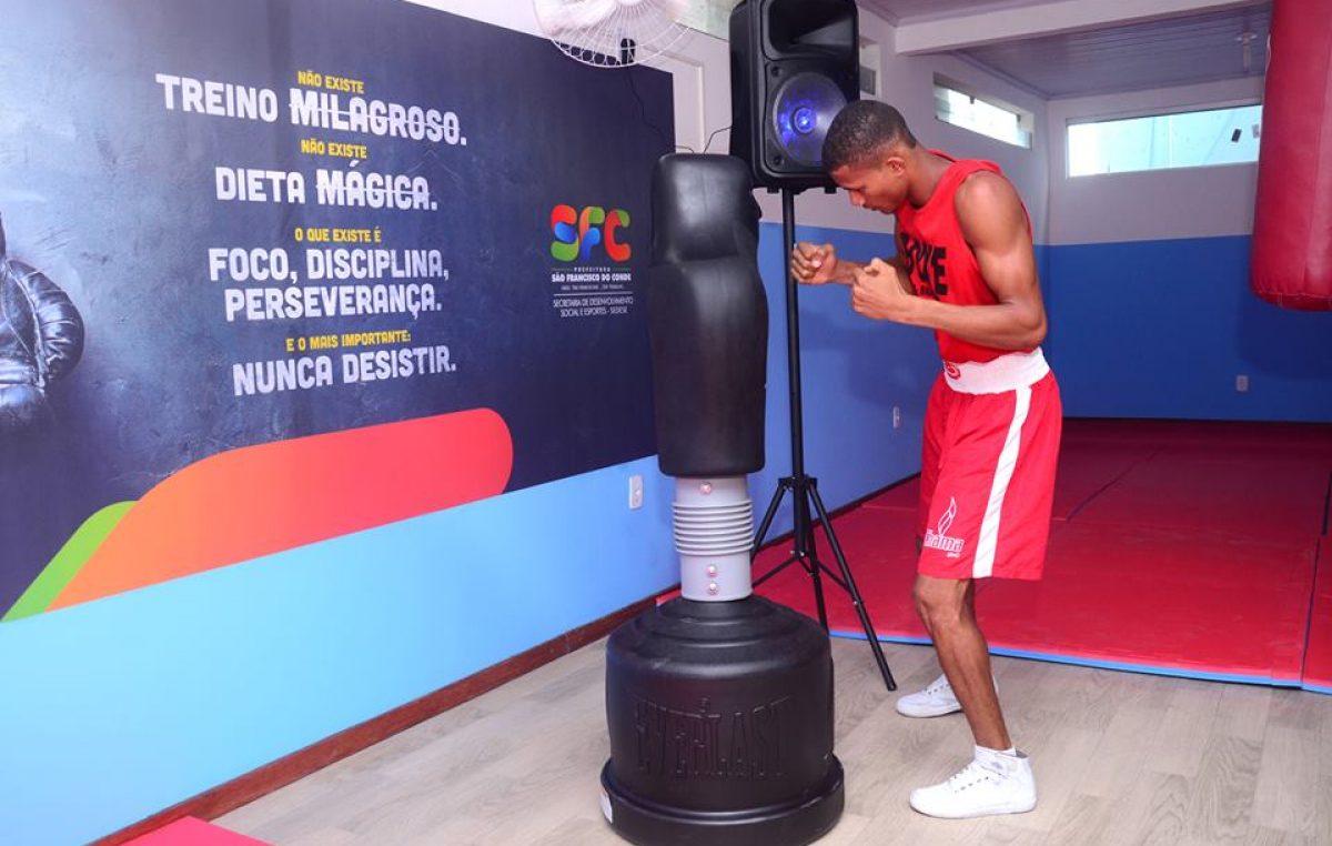Prefeitura inaugura Centro de Atividades Esportivas no Caípe de Baixo