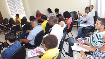 SESCOP realiza Oficinas do Plano Municipal de Saneamento Básico