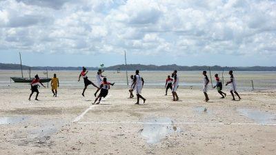 Campeonato de Futebol de Areia movimentou o final de semana no Caípe de Baixo