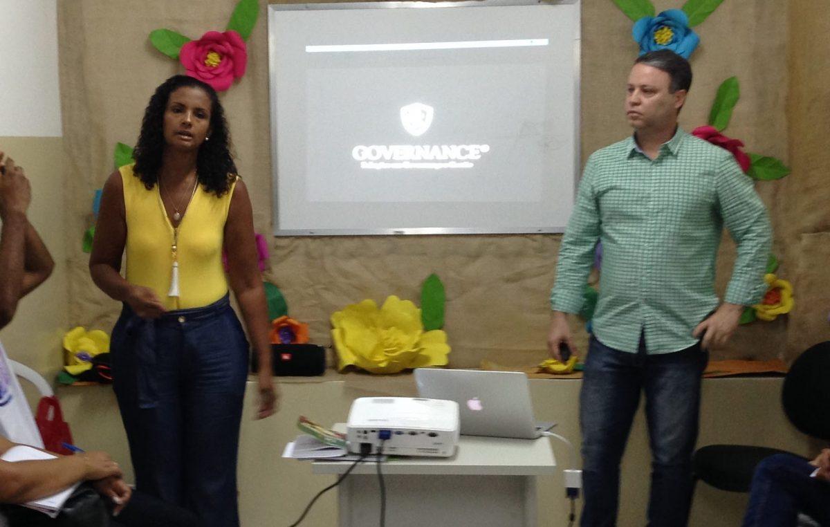 SDHCJ realiza a Jornada da Cidadania no auditório do CRAM