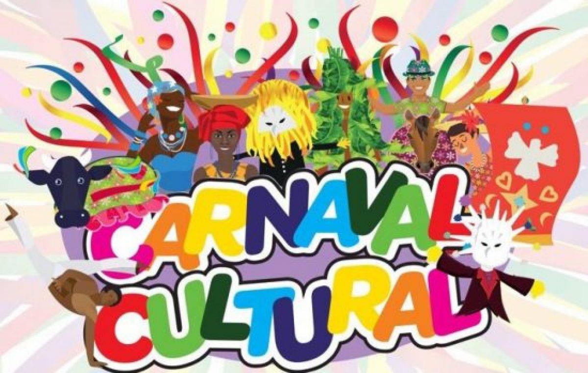 """Carnaval Cultural 2018 """"Nosso Espaço, Nossa Cor, Nossa Cultura"""": Confira a programação"""