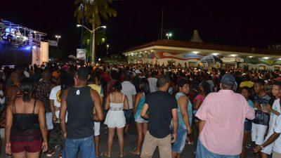 Ressaca do Carnaval de São Francisco do Conde reuniu foliões de todas as idades