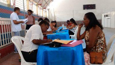 Inscrições para Agentes de Endemias iniciou nesta segunda, 12 de março