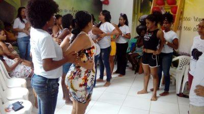 Complexo de Saúde do Caípe dá continuidade às atividades do Dia da Mulher