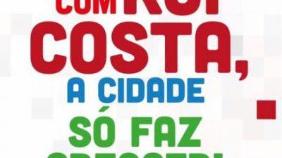 Governador virá a São Francisco do Conde, dia 05 de março, para assinar ordens de serviços