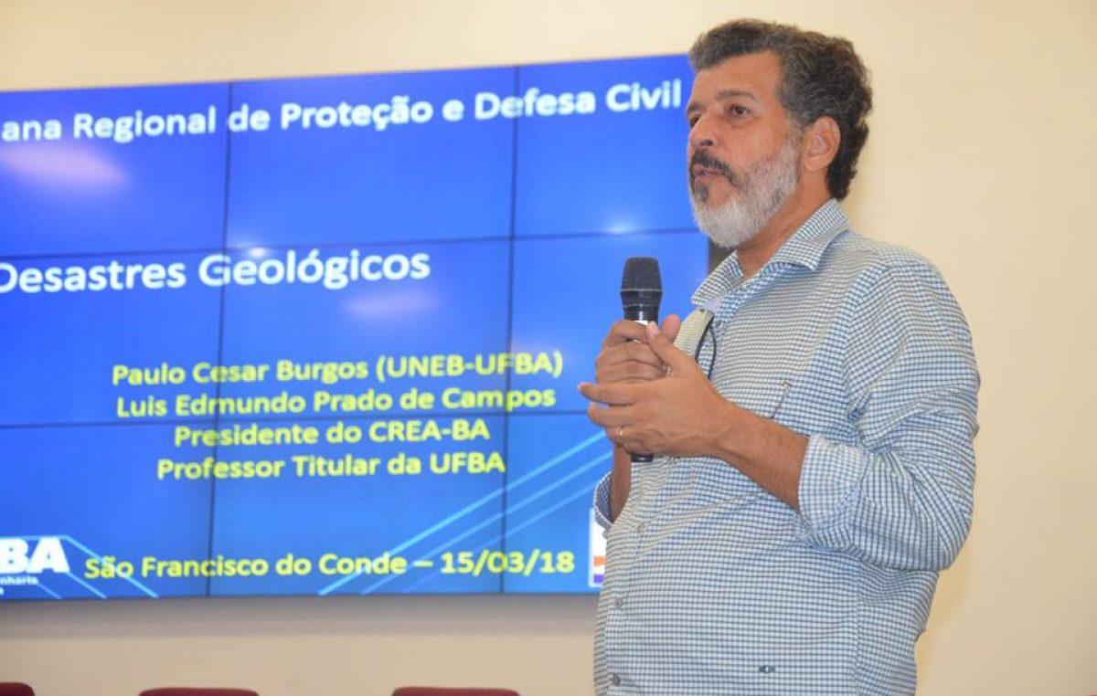3º Seminário Regional de Proteção e Defesa Civil tem continuidade nesta quinta-feira (15) em São Francisco do Conde