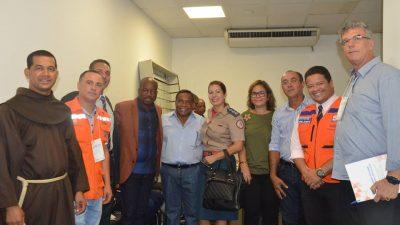 3º Seminário Regional de Proteção e Defesa Civil começou em São Francisco do Conde