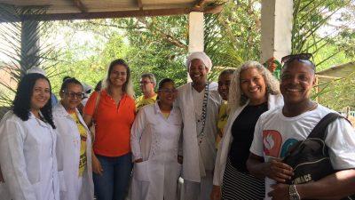 Saúde participou das ações do Fórum Social Mundial que aconteceram no município