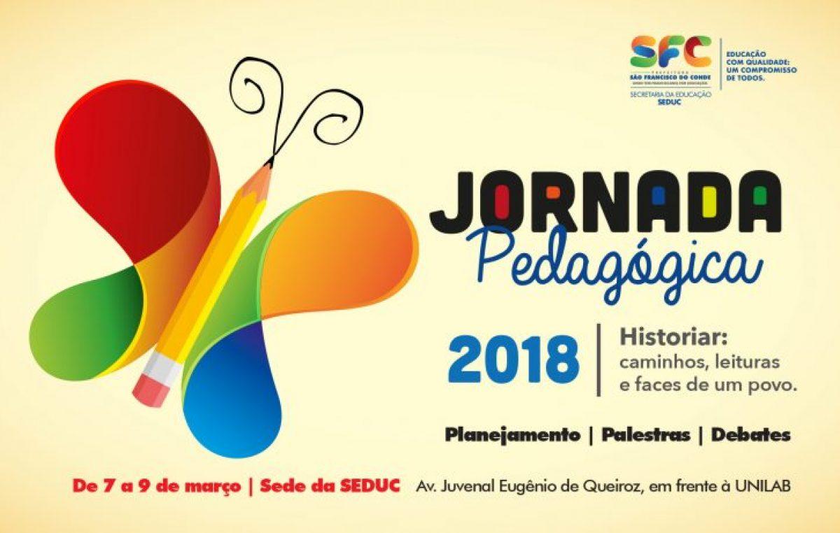 'Historiar: caminhos, leituras e faces de um povo' é o tema da Jornada Pedagógica 2018